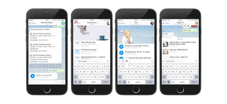 Bots no Telegram