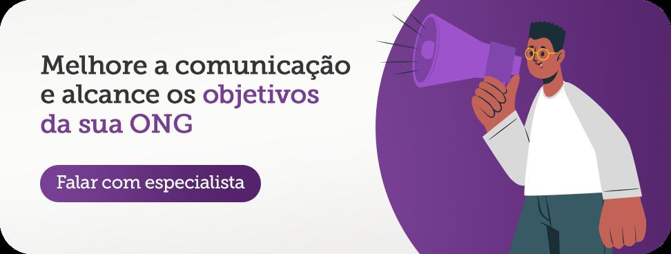comunicação para ONGs