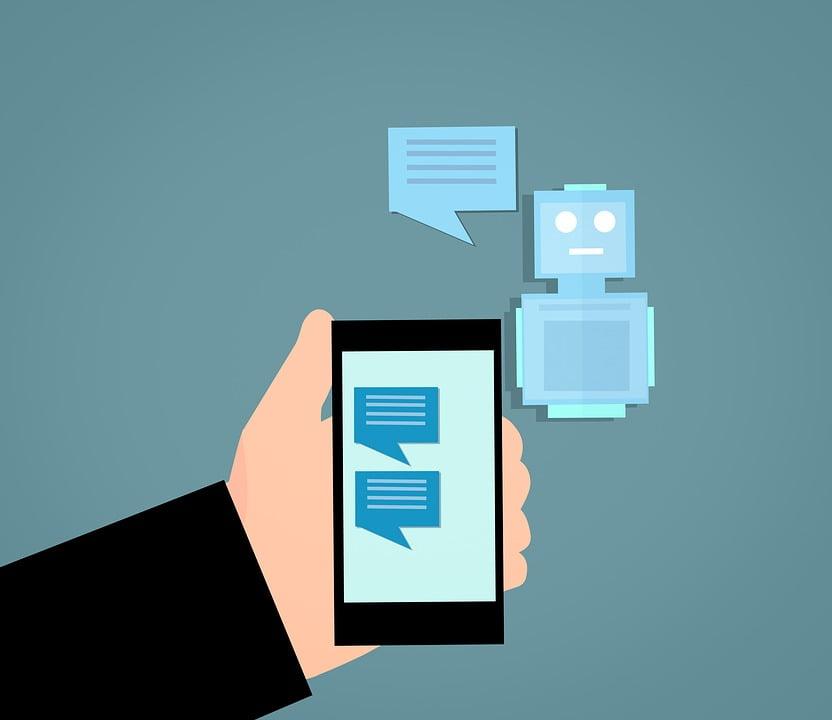 imagem ilustrando recebendo celular chegando mensagem
